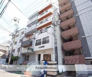 K-ウエスト3階1K 賃貸マンション