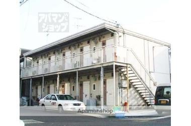 コーポ由里 2階 1K 賃貸アパート