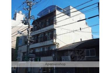 京都 徒歩15分3階1R 賃貸マンション