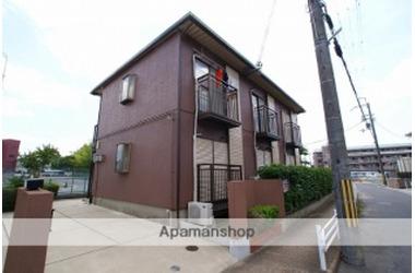 コスモハイツホクユー 1階 1K 賃貸アパート