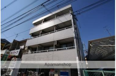 ドミール伊勢田 2階 1K 賃貸マンション