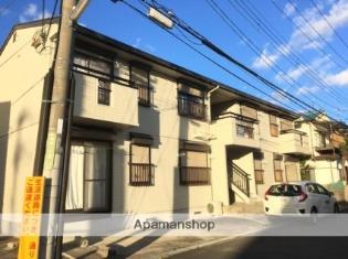 エバ-グリ-ン 1階 2DK 賃貸アパート