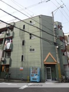 エム・エス・エイ北津守Ⅱ 2階 2K 賃貸マンション