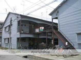 石田文化1階2K 賃貸アパート