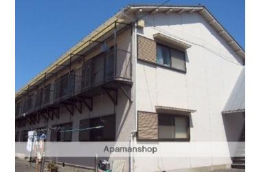 山野文化1階2K 賃貸アパート