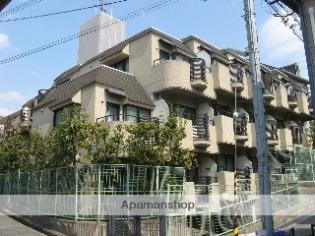 夙川 徒歩7分 3階 1K 賃貸マンション
