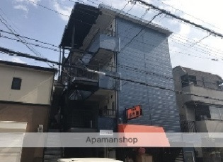 尼崎 徒歩20分 4階 2DK 賃貸アパート