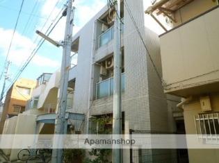 夙川 徒歩15分2階1K 賃貸マンション