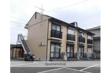カンパーニュ森本2 2階 1K 賃貸アパート