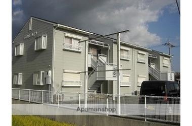フェリスハイツ 2階 2DK 賃貸アパート