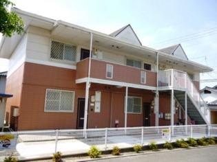 ドミール板倉Ⅱ 2階 2DK 賃貸アパート