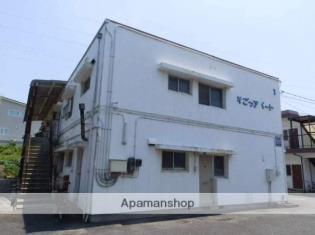 シェスタソラーレⅢ 2階 1DK 賃貸アパート