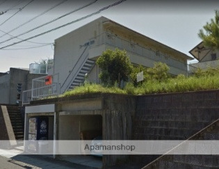 黒岩口 徒歩12分 2階 1K 賃貸アパート