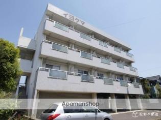 イヨクママンション 4階 1K 賃貸マンション