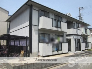 サンビレッジ新川 C棟 1階 2LDK 賃貸アパート
