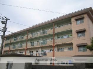 愛大医学部南口 徒歩5分 3階 2DK 賃貸マンション