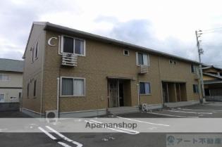 グランドソレーユⅡ C棟 2階 2LDK 賃貸アパート
