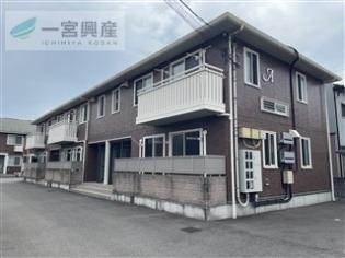 グランドソレーユTOYOTA A棟 1階 2DK 賃貸アパート