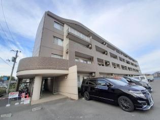 ウエスト カレント 4階 3DK 賃貸マンション