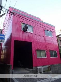 ジェミナスB棟 2階 1K 賃貸アパート