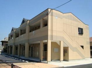 フォレストヴィラ 2階 1LDK 賃貸アパート