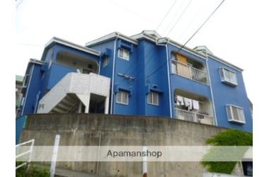 コーポ南片江 2階 1K 賃貸アパート