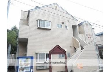 トピア21城南 2階 1R 賃貸アパート