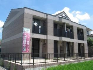 M's ハイツ 2階 1K 賃貸アパート