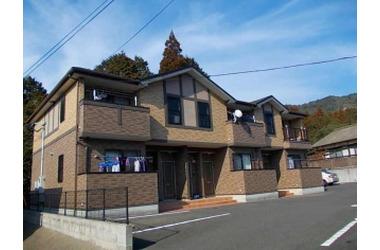 グレイス薬師の浦B 2階 2LDK 賃貸アパート