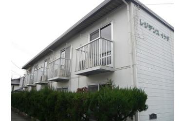 レジデンスイケダ 2階 1DK 賃貸アパート