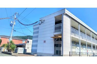 レオパレス118Ⅲ 1階 1K 賃貸アパート