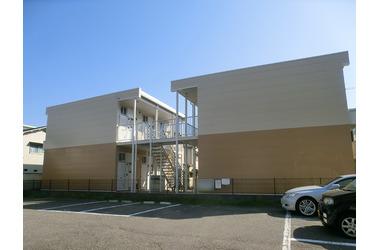 レオパレスクレール福田 2階 1K 賃貸アパート