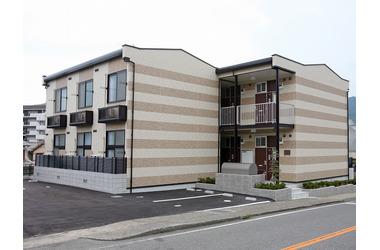 レオパレス西脇ウチダ5号館 1階 1K 賃貸アパート