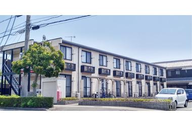 レオパレスきらり 1階 1K 賃貸アパート