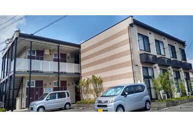 レオパレス馬田 2階 1K 賃貸アパート