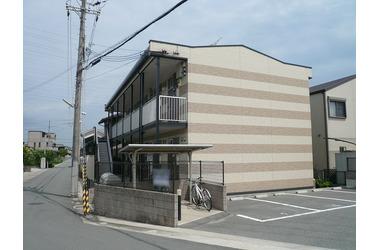 レオパレスリバーサイド播磨 1階 1K 賃貸アパート