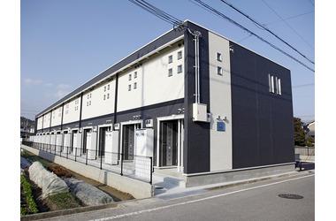 レオネクストASUKA 1階 1K 賃貸アパート