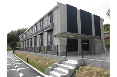 レオネクスト学 2階 1K 賃貸アパート