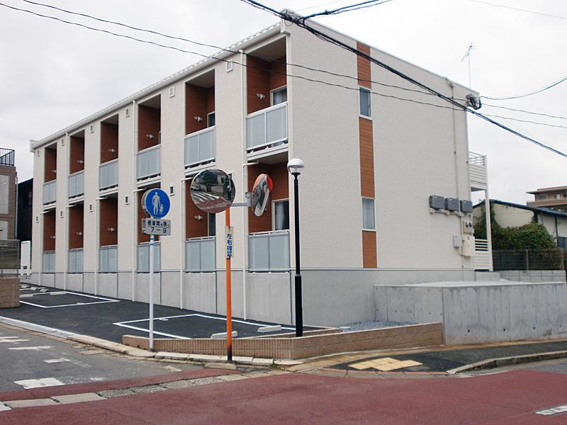 レオネクスト萩ヶ丘 賃貸アパート