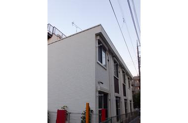 レオネクストル クレール2階1K 賃貸アパート