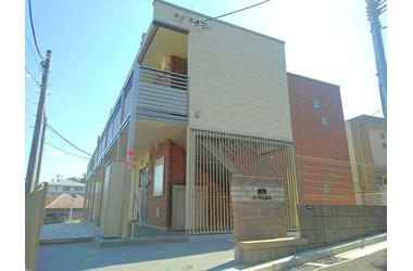 クレイノシャルムZEN2階1K 賃貸アパート