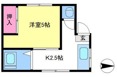 本八幡 徒歩6分 1,2階 29.52坪