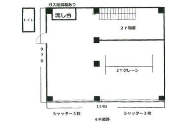 三咲 徒歩29分 1階 34.00坪
