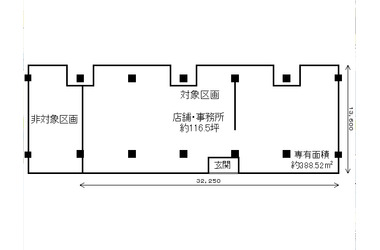 京都 徒歩10分 2階 117.52坪