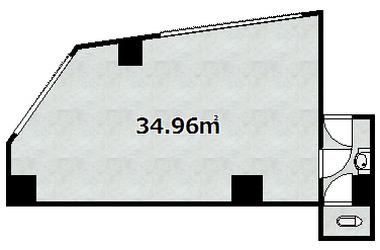 深江 徒歩6分 1階 10.57坪
