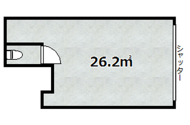 魚崎 徒歩1分 1階 7.92坪