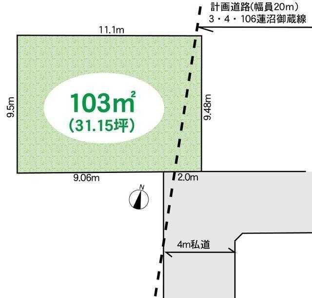 埼玉県さいたま市見沼区大字南中野