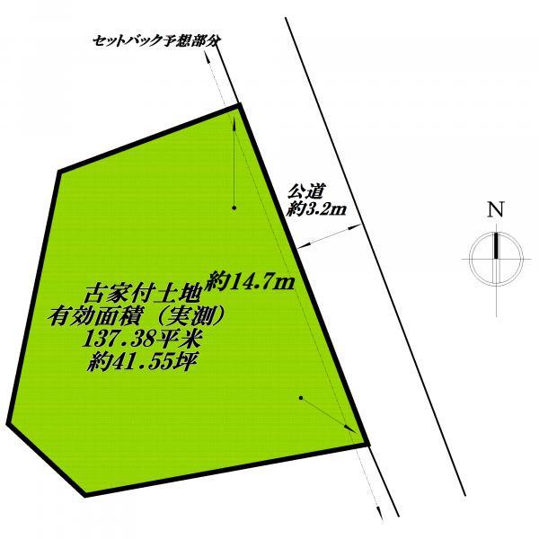 間取り/地積図