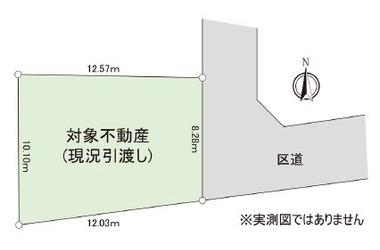 練馬区富士見台2丁目 売地/東京都練馬区富士見台2丁目