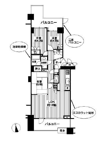 ザ・ガーデンハウス武蔵野/東京都西東京市柳沢2丁目